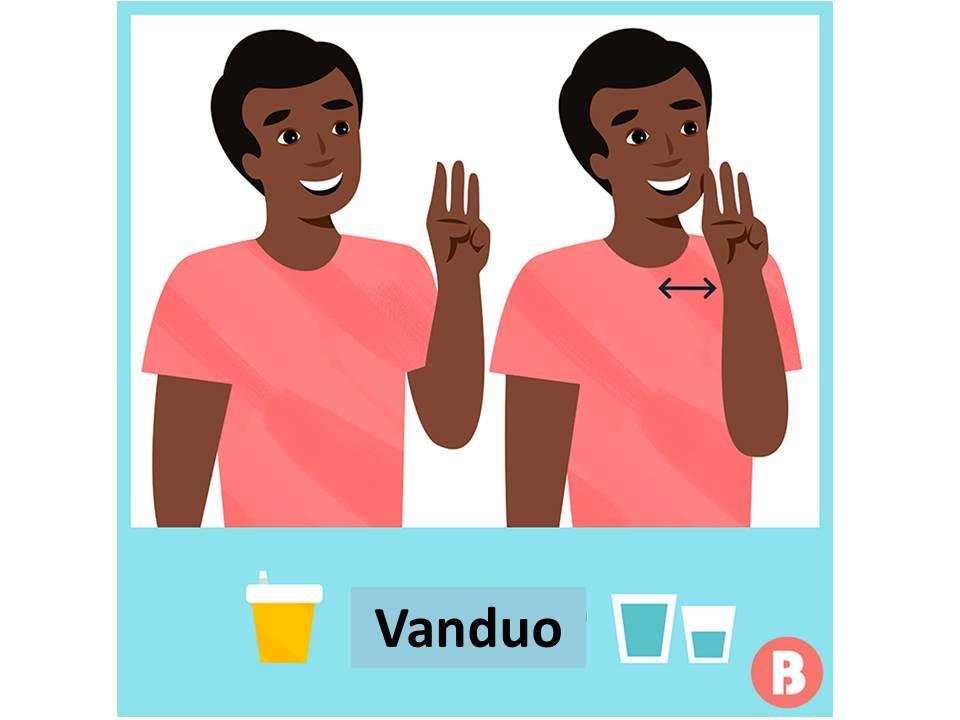 kūdikių ženklų kalba